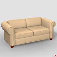 Sofa loveseat069_max.ZIP
