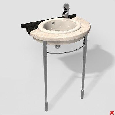 maya sink basin