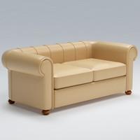 Sofa loveseat070