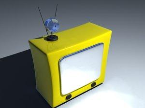 3dsmax cartoon tv