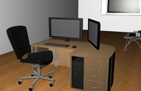 Computer Chair.max
