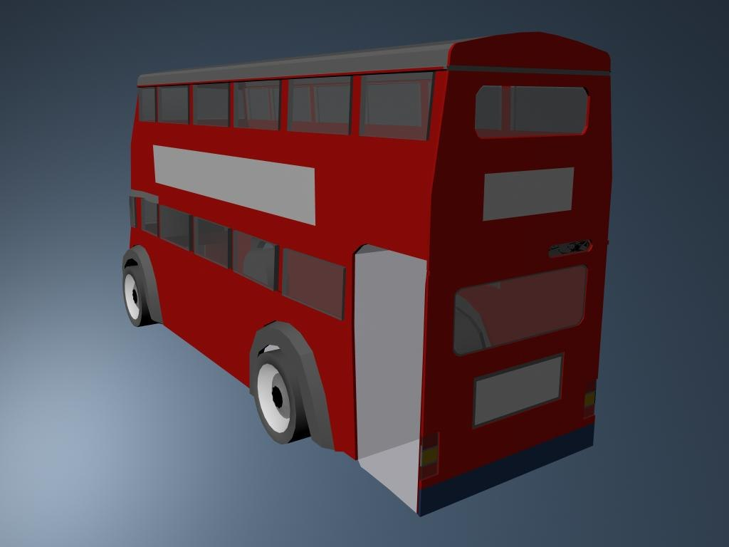 3ds max bus london