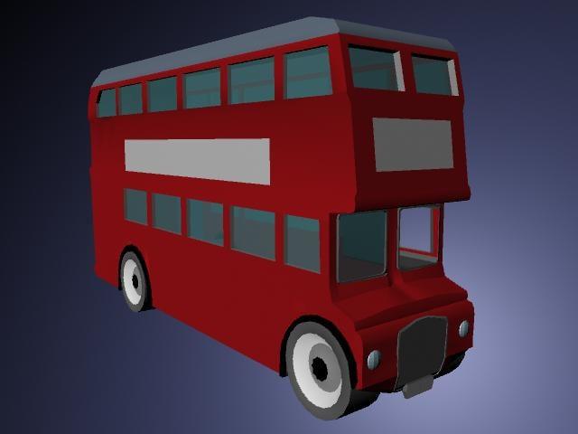 bus london routemaster max