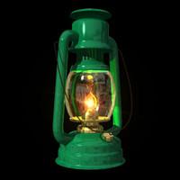 free lwo model kerosene lantern