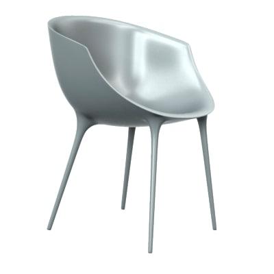 bon chair 3d model