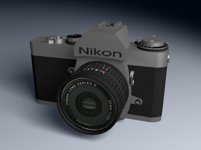 3ds nikon film camera