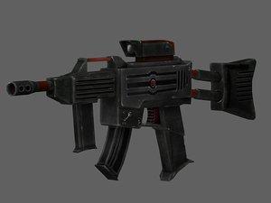 assault rifle max
