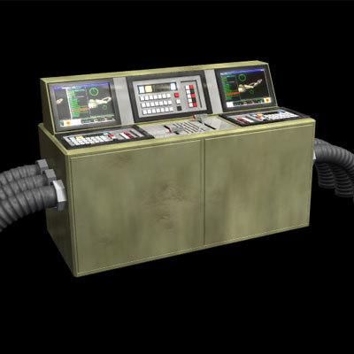 3d mechanical display