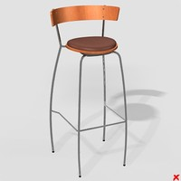 Stool bar060_max.ZIP