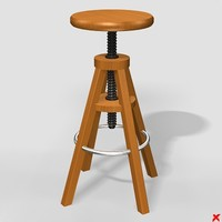 Stool bar061_max.ZIP