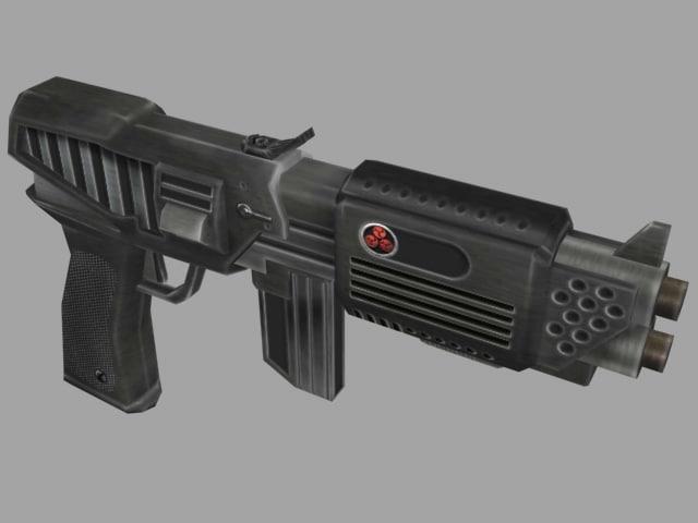 3d pistol el