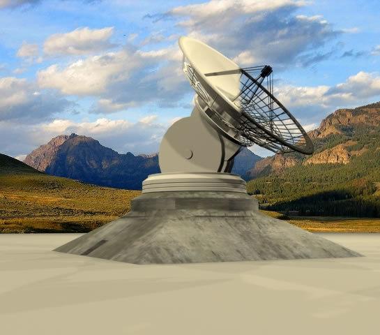 radio telescope ma