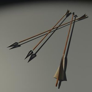 3ds bow arrows