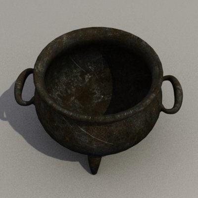 cauldron pot max