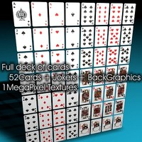 maya deck playcards cards