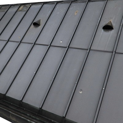 galvanized roof 2 3d 3ds
