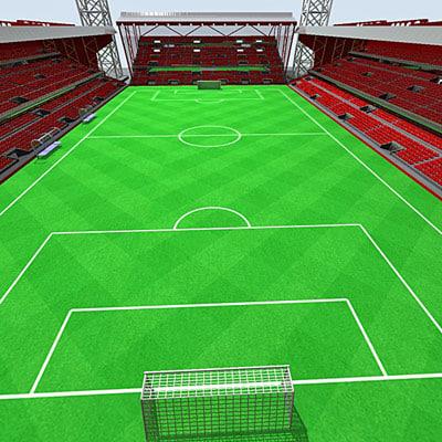 3dsmax european football