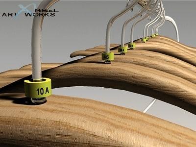 max hangers cloths