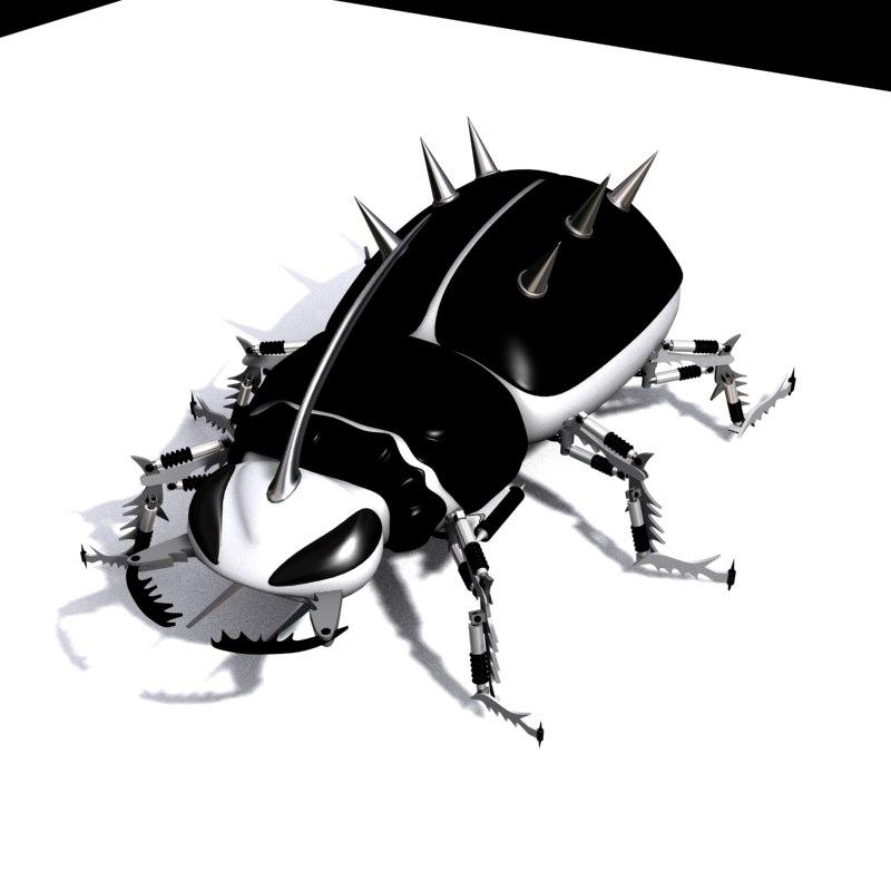 max bug robot