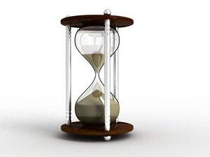 3ds max sand clock
