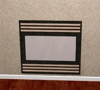 Generic Gas Fireplace Screen