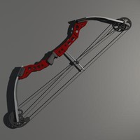 Compound Bow and Arrows
