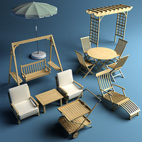 Garden furniture bundle
