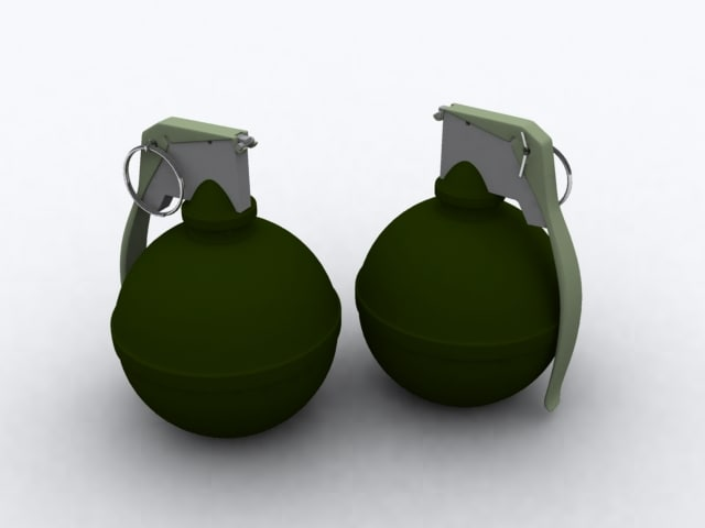 m67 grenade 3ds