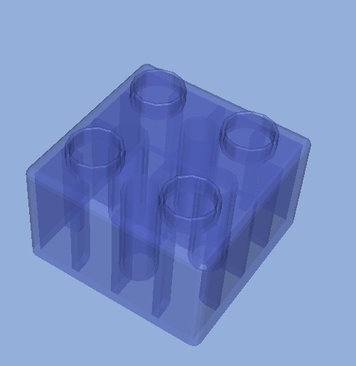 free 3ds model small duplo