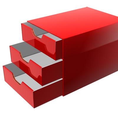 archive box 3ds