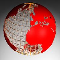 3d earth model