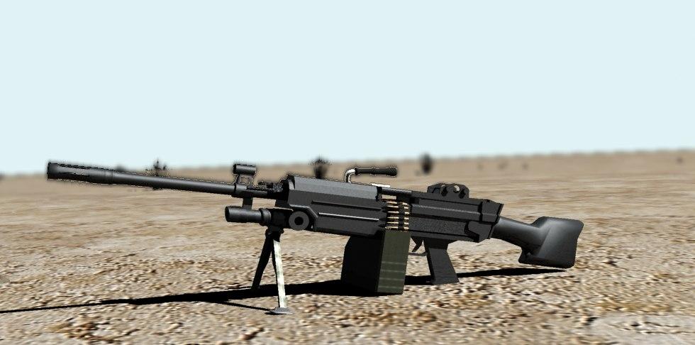free max model desert gun