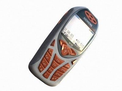 obj siemens mobile phone m55