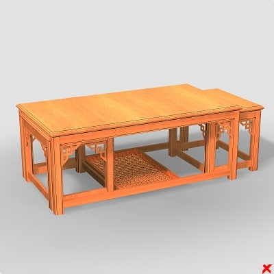 3ds max table nesting