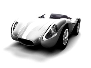 3d s500 concept car