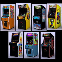 Classic arcade games - pack 2