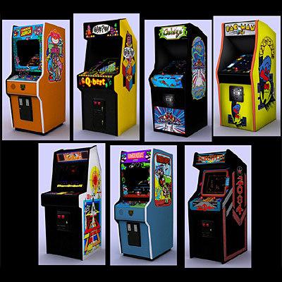 3d - classic arcade 2