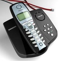 siemens cordless phone 3ds