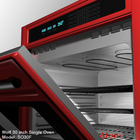 3ds max wolf 30 inch single oven