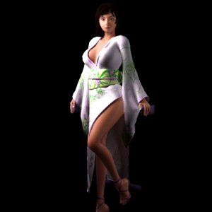 3ds max revina realistic female various