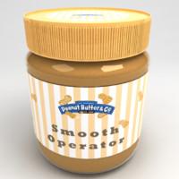 peanut butter jar max