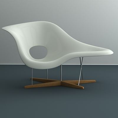 Pleasant Eames La Chaise Ibusinesslaw Wood Chair Design Ideas Ibusinesslaworg