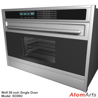 Wolf 36 inch Single Oven