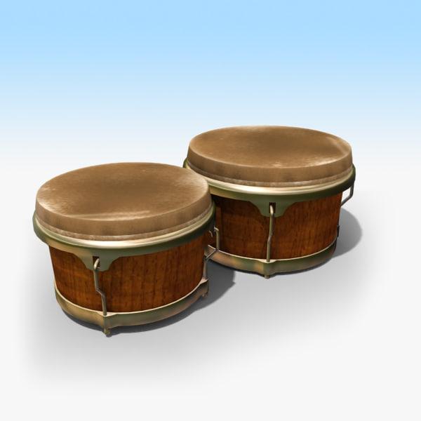 bongo drum max