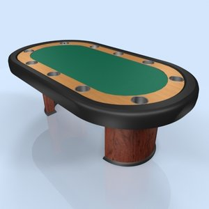 max poker table