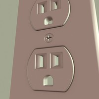 3ds max switch wall plug
