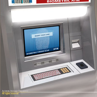 3ds max biometric atm