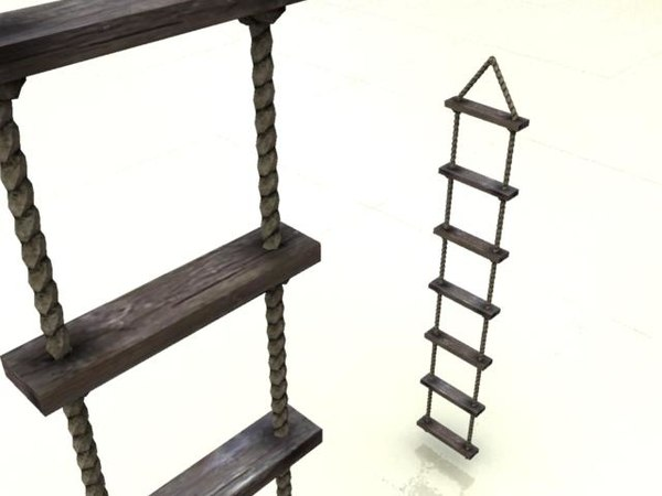 rope ladder 3ds