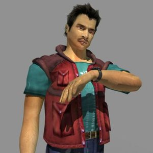 3d 3ds human male guy