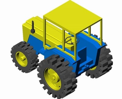 toy tractor max free